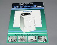 Kenmore Dryer repair manual. Will help you repair your kenmore Dryer